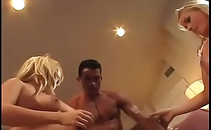 Billy Glide Takes Jodie Moore And Alicia Rhodes