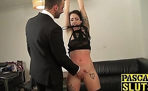 Playful Lilyan Red submits to big cock penetration