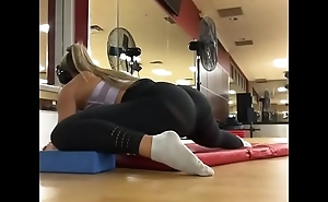 Athletic butt