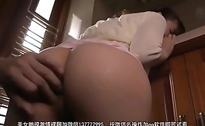 JAV wife having affair with husbands boss