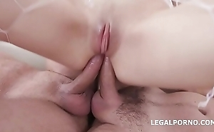Double Addicted with Anal Fisting May Thai &amp_ Dominica Phoenix Balls Deep Anal Battle with ATOGM, DAP, Gapes GIO800