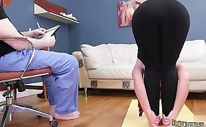Cold water bdsm Ass-Slave Yoga