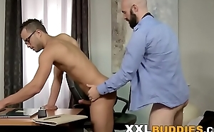 Gay guy rammed with dong