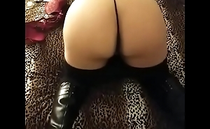 Married Mex bbw fat ass shake in thing
